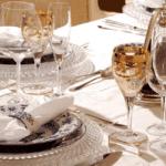 Mesa Posta e Serviços para Profissionais e Anfitriões